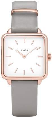 Cluse Womens La Tetragone CL60005 Analog Watch