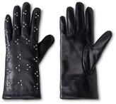 Merona Thinslate Women's Studded Glove Black