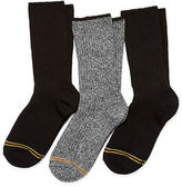 Gold Toe GoldToe 3-pk. Cotton Casual Crew Socks- Boys