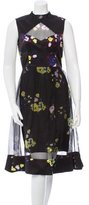 Erdem Silk Samantha Dress w/ Tags