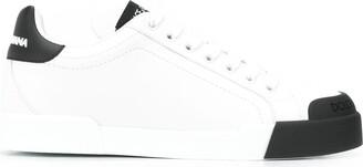 Dolce & Gabbana Portofino lace-up sneakers
