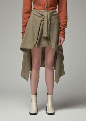 Chloé Tie Waist Skirt