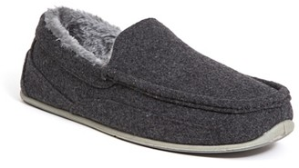 Deer Stags Slipperooz Spun Moc Slipper