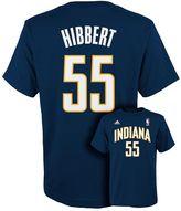 adidas Boys 8-20 Indiana Pacers Roy Hibbert Tee