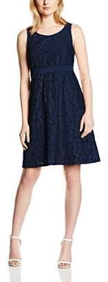 Cream Women's Fatma Dress Midi Cocktail Dress,14 (Manufacturer Size: )