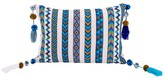 Karma Living Chevron Pillow - 14 x 20 - Blue