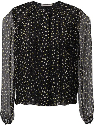 Jason Wu Collection Floral Print Blouse