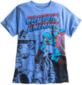 Disney Captain America Tee for Men