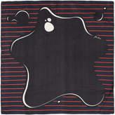 Julien David Square scarves