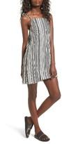 Mimichica Women's Mimi Chica Bodre Tie Strap Slipdress
