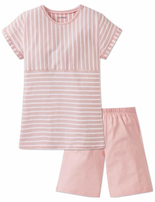 Schiesser Girls' Madchen Anzug Kurz' Pyjama Sets