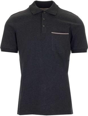 Brunello Cucinelli Pocket Detail Polo Shirt