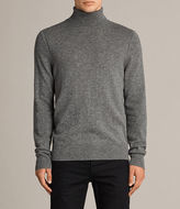 AllSaints Alec Roll Neck Jumper