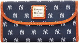 Dooney & Bourke New York Yankees Large Continental Clutch