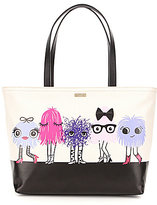 Kate Spade Imagination Monster Party Francis Tote