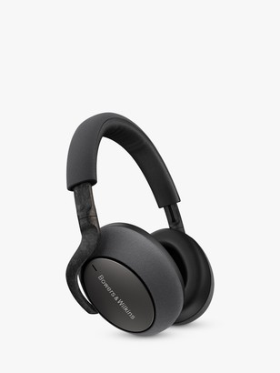 Bowers & Wilkins PX7 Noise Cancelling Wireless Over Ear Headphones, Space Grey