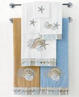 "Avanti By the Sea"" Fingertip Towel, 11x18"""