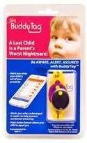 BuddyTagTM Child Safety Silicone Wristband