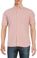 Black Brown 1826 Solid Color Sportshirt