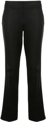 Giambattista Valli Low-Rise Flared Trousers