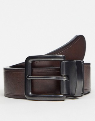 Levi's leather brown belt