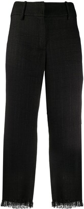Dolce & Gabbana Pre-Owned 1990s Cropped Trousers