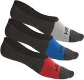 Head Swift-Dry® Liner Socks - 3-Pack, Below the Ankle (For Men)