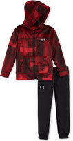Under Armour 2-Pc. Blast Symbol Track Suit, Little Boys (2-7)