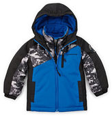 Weatherproof Heavyweight Vestee Jacket - Toddler Boys 2t-4t