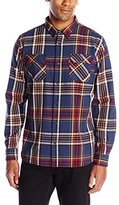 Levi's Men's Farey Plaid Long-Sleeve Shirt