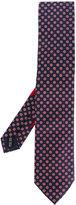 Salvatore Ferragamo flower print tie