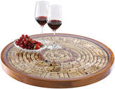 Wine Enthusiast DIY Wine Cork Lazy Susan Kit