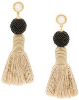 Lizzie Fortunato 'Modern Craft' tassel earrings