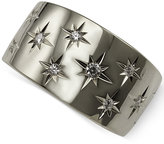 Marchesa Diamond Star Band (1/6 ct. t.w.) in 18k White or Yellow Gold