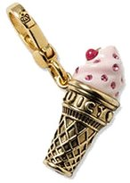 Juicy Couture Authentic Ice Cream Cone Charm - Soft Serve Cone