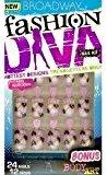 Broadway Fashion Diva Nail Kit #BGFD03 Lipstick by BROADWAYS