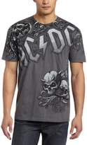 Liquid Blue Men's Ac/dc Night Prowler T-Shirt