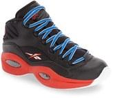 Reebok 'Question Mid' Basketball Shoe (Big Kid)