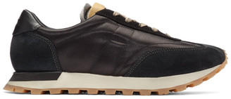 Maison Margiela Black Runner Sneakers