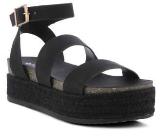 Spring Step Patrizia By Larissa Espadrille Platform Sandal