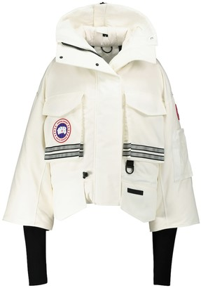 Canada Goose x Angel Chen Snow Mantra down jacket