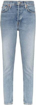 RE/DONE Slim-Fit Jeans
