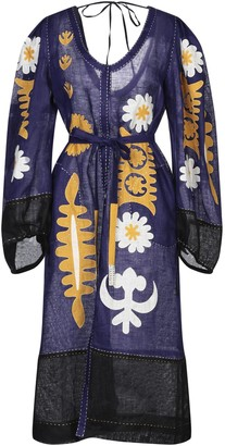 VITA KIN 3/4 length dresses