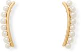 Rebecca Minkoff Pearl Climber Earring