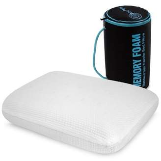 Sensorpedic On The Go Memory Foam Travel Pillow