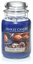 Yankee Candle Blueberry Muffin Large Jar Candle