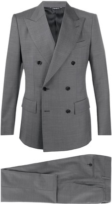 Dolce & Gabbana Two-Piece Double-Breasted Suit