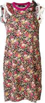Diesel floral print dress - women - Cotton/Polyester - XS