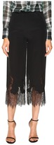 McQ by Alexander McQueen Fluid Cropped Pants Women's Casual Pants