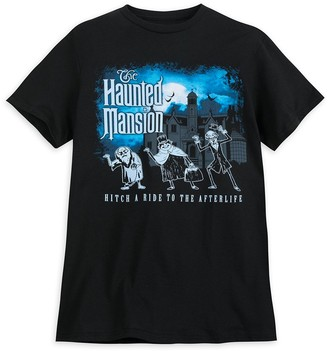 Disney The Haunted Mansion ''Hitch a Ride to the Afterlife'' T-Shirt for Men - Walt World